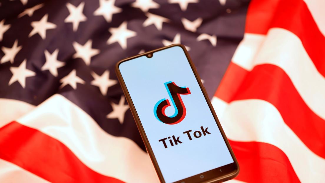 La Armada de EE.UU. prohíbe TikTok por amenazas de seguridad