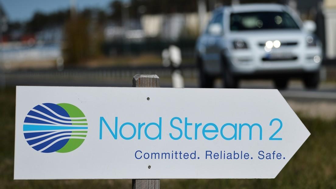 Rusia sobre las sanciones contra Nord Stream 2: EE.UU. busca imponer su gas licuado a Europa, desacelerar su economía y la capacidad para competir