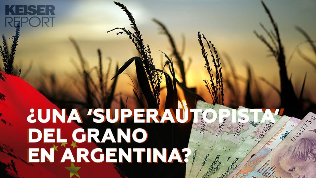 """Argentina y la opción para revitalizar su economía que podría """"cambiar el paradigma comercial """" y crear un antes y un después"""