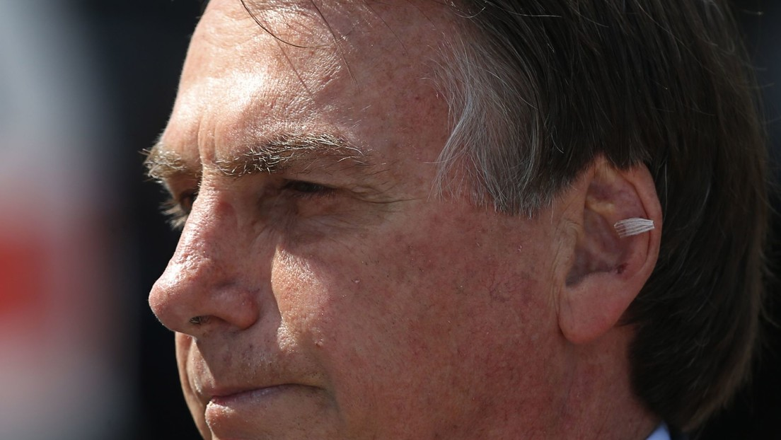 """Bolsonaro tras biopsia que negó que tenga cáncer de piel: """"Si fuera cáncer y tuvieran que cortarme la oreja, diría que me la quiten y ya"""""""