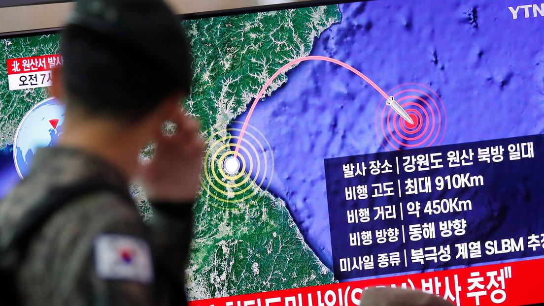 FOTO: Satélite capta una nueva evidencia de que Corea del Norte podría seguir con su programa de misiles de largo alcance