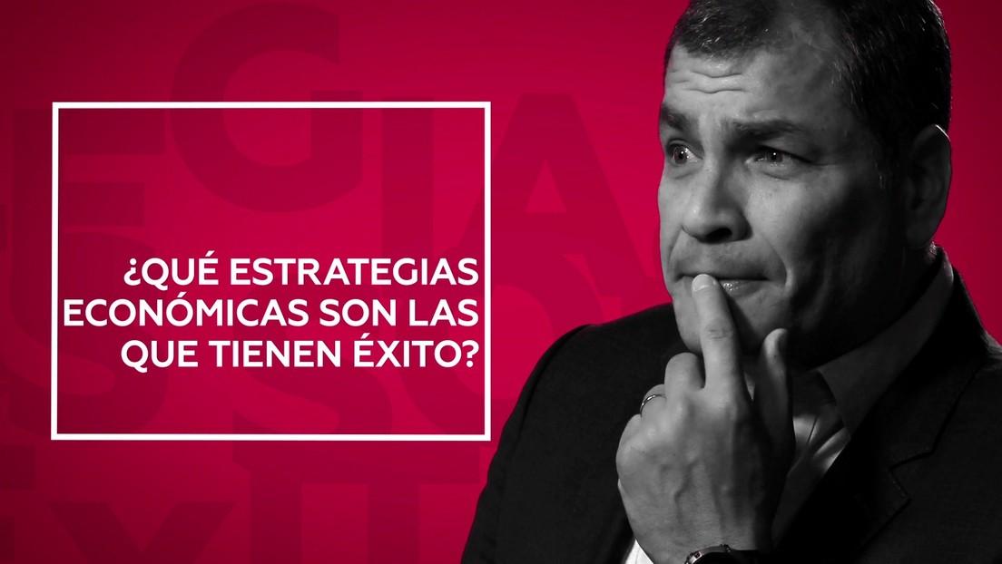 'Conversando con Correa'. Cuarta temporada (PROMO)