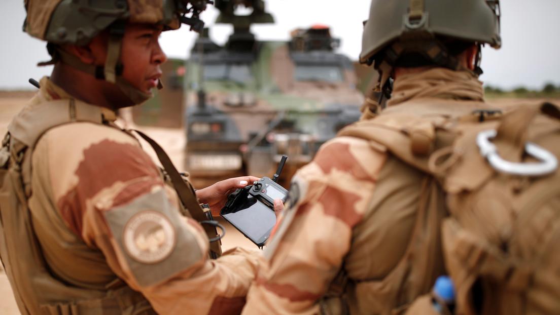 Siete muertos en el primer ataque con drones realizado por Francia en una misión antiyihadista en Mali
