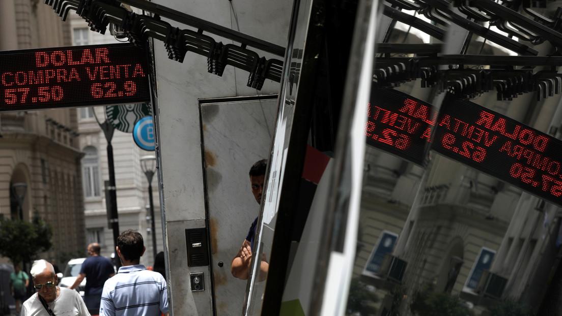 El Gobierno de Argentina pone en vigencia la ley de emergencia económica