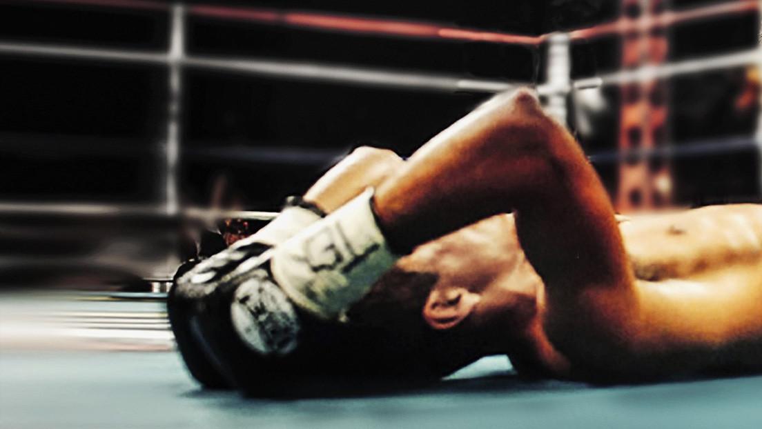 VIDEO: Boxeador de 70 años noquea a un rival mucho más joven y establece un nuevo récord mundial