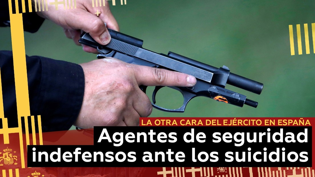 La otra cara de las fuerzas de seguridad en España: desprotección ante los suicidios