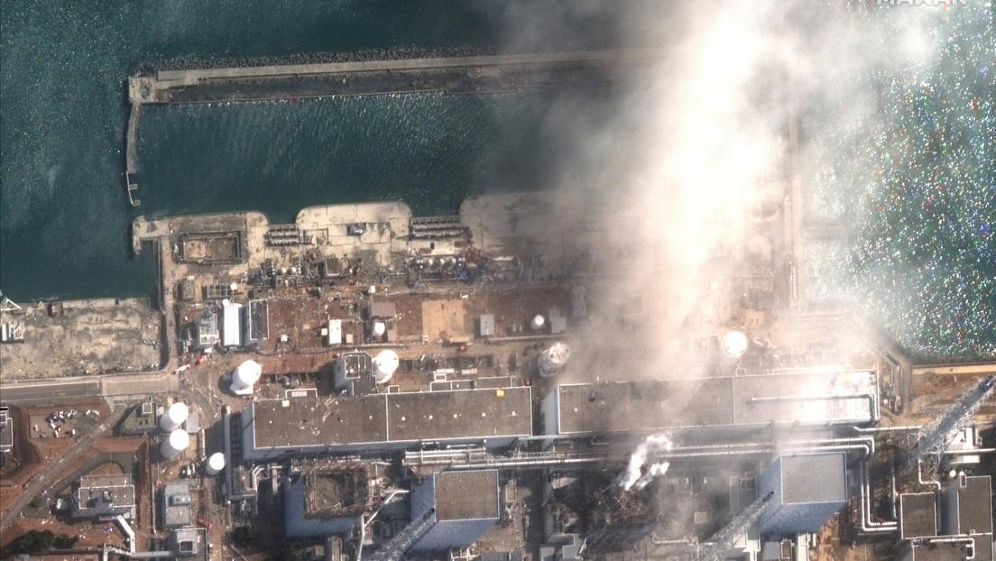 Japón se plantea liberar agua de Fukushima en el Pacífico o evaporarla