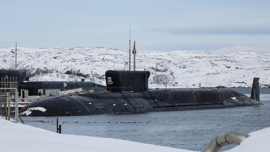 El submarino ruso de quinta generación Jaski tendrá funcionalidades de ataque nuclear