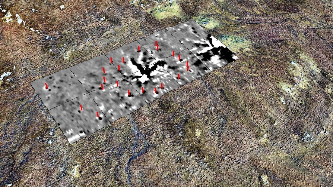 Identifican lo que pudo haber inspirado un círculo de piedra escocés levantado hace miles de años (FOTO)