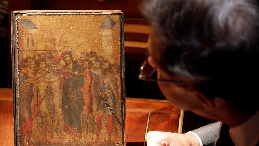 Francia prohíbe a una mujer vender una obra de arte de más de 26 millones de dólares a un extranjero