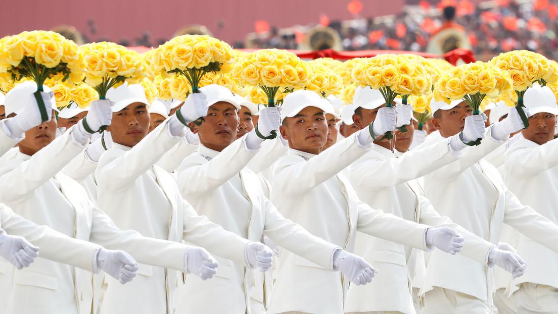 """Pekín: """"Nadie podrá detener la marcha de los 1.400 millones de chinos hacia la modernización"""""""