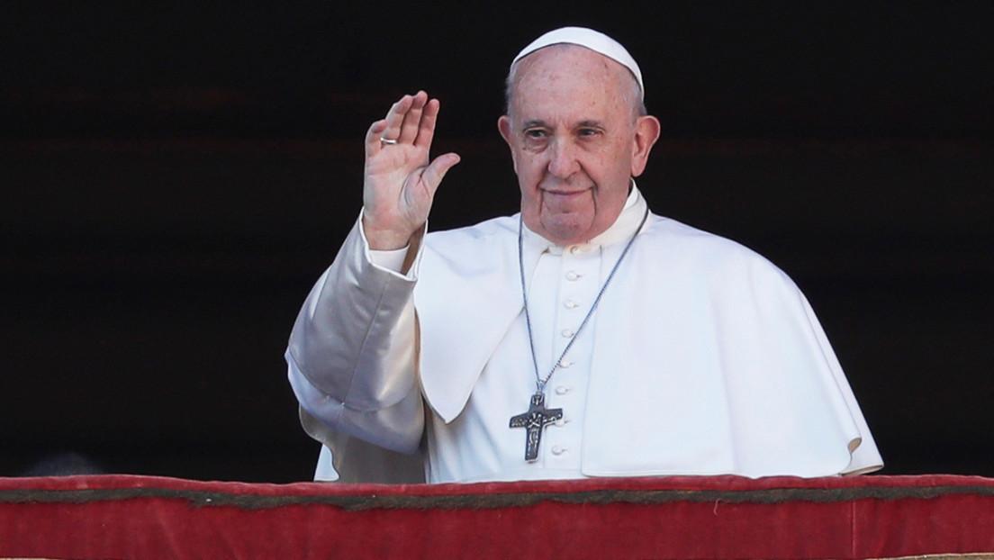 """El mensaje navideño del papa Francisco: """"Dios sigue amando a cada hombre, incluso al peor"""""""