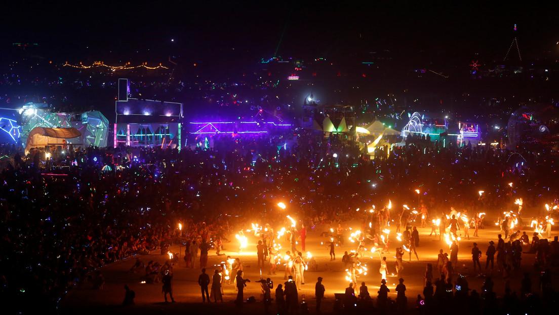 Los organizadores del Festival Burning Man presentan una demanda millonaria contra del Gobierno de EE.UU.