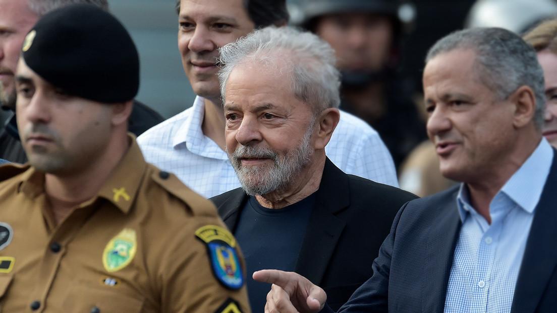 Policía Federal de Brasil acusa a Lula por presuntas 'donaciones irregulares' de Odebrecht