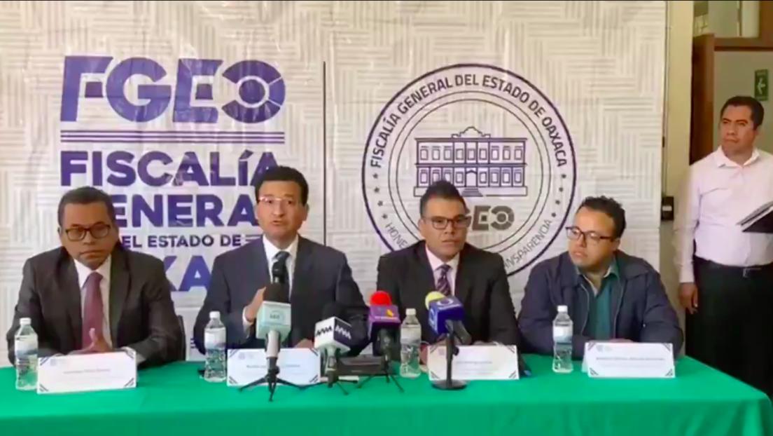Fiscalía de México detiene al segundo autor material del ataque con ácido a una saxofonista