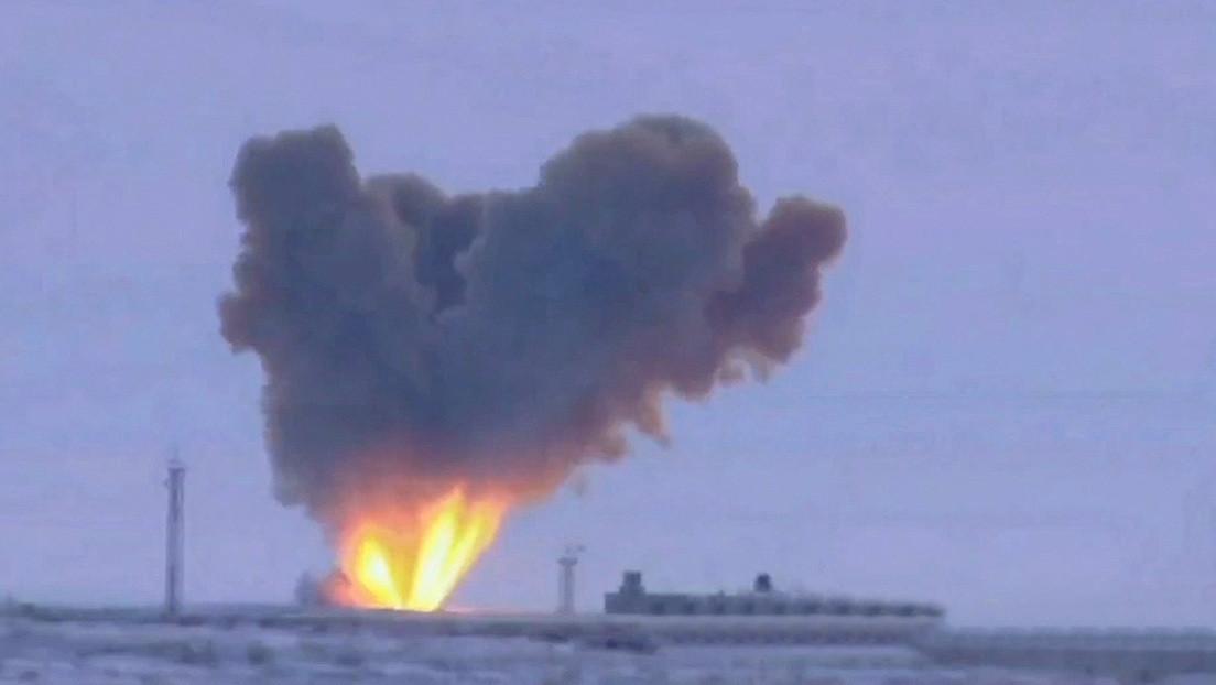 Rusia pone en servicio operacional el misil hipersónico Avangard