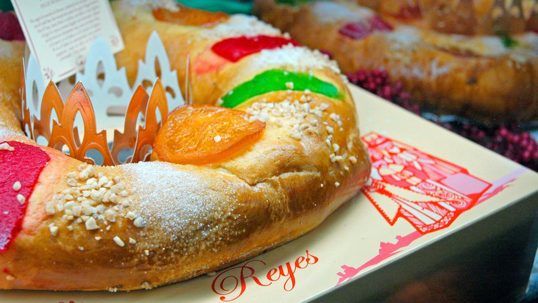 Una confitería española obsequia 10.000 euros que ocultará en uno de sus roscones de Reyes