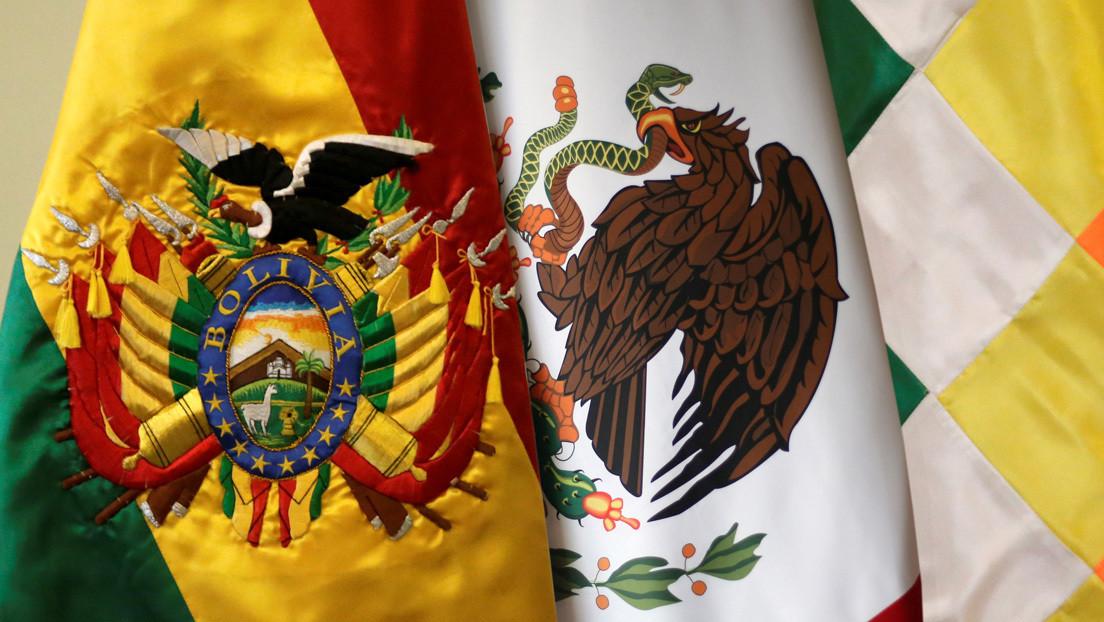 Delegado presidencial de Bolivia insulta a López Obrador y México responde con un llamado a la unidad nacional