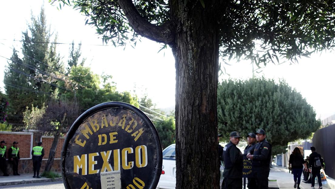 Lo que queda al descubierto tras el asedio del gobierno de facto de Bolivia a la embajada de México
