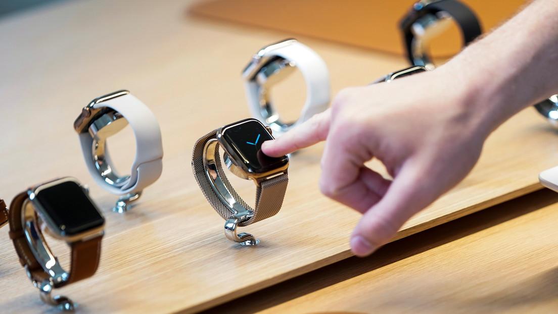 Demandan a Apple por una tecnología para el corazón que utiliza en su reloj inteligente