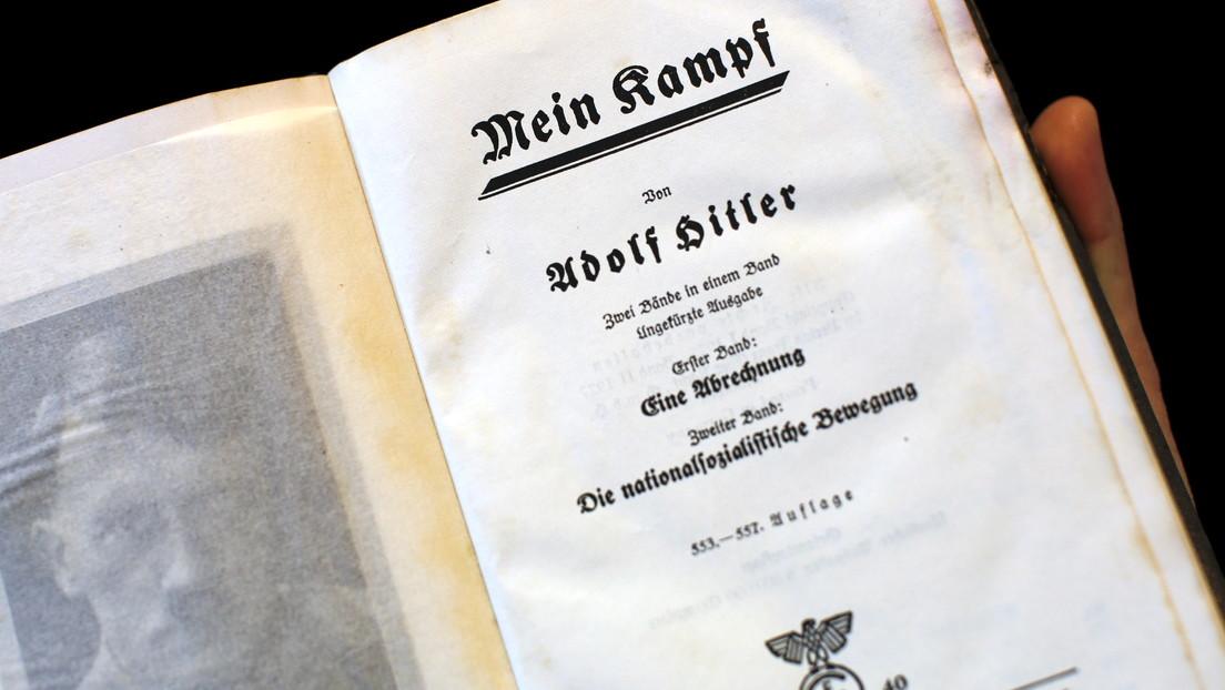 El autor del video en el que un niño recibe el libro de Hitler 'Mein Kampf' a cambio de 'Minecraft' aclara que fue una broma