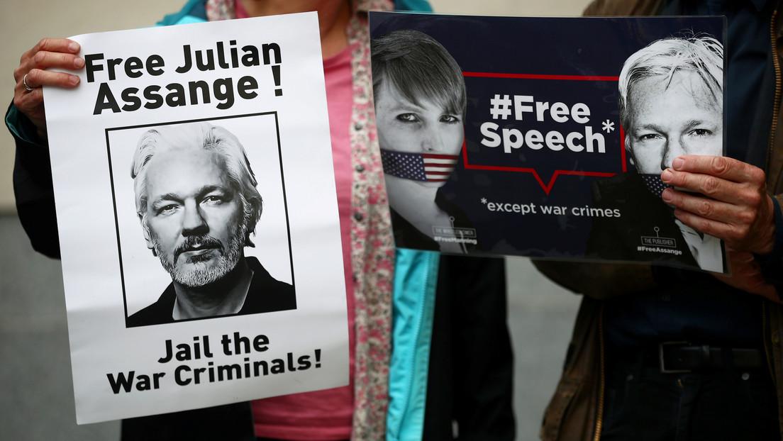 Experto de la ONU denuncia que la vida de Assange corre peligro en prisión por la constante tortura psicológica
