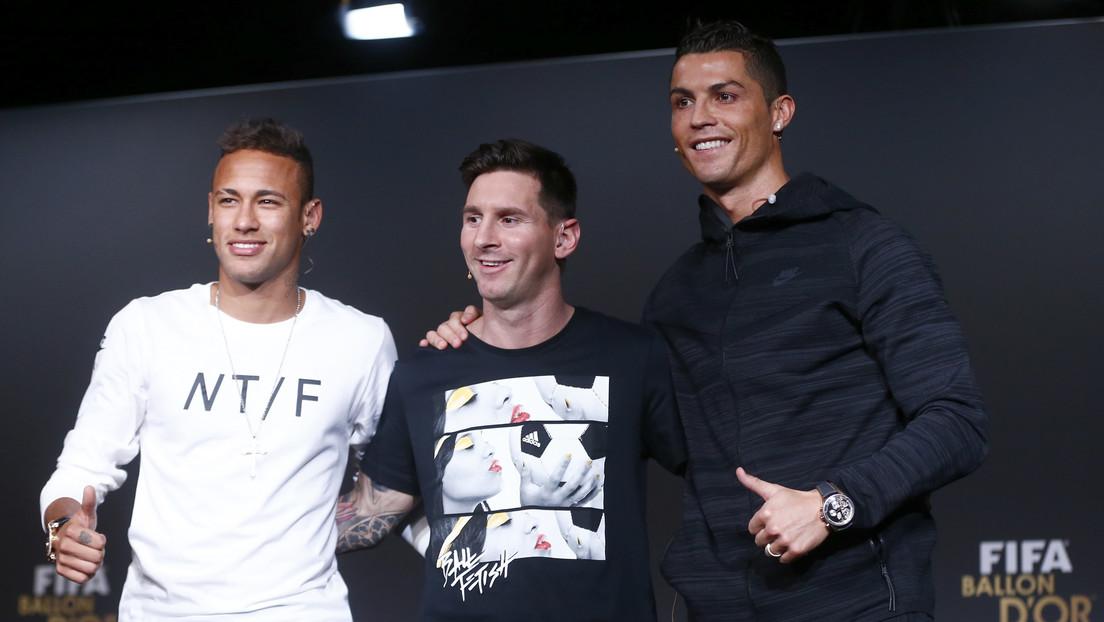 France Football provoca críticas y burlas en los aficionados con un polémico once ideal de la década