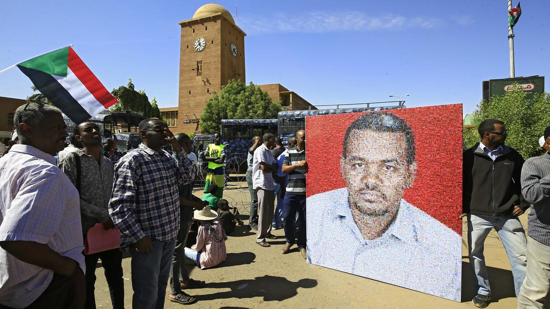 Sudán sentencia a muerte a 27 agentes de inteligencia por la tortura y asesinato de un manifestante