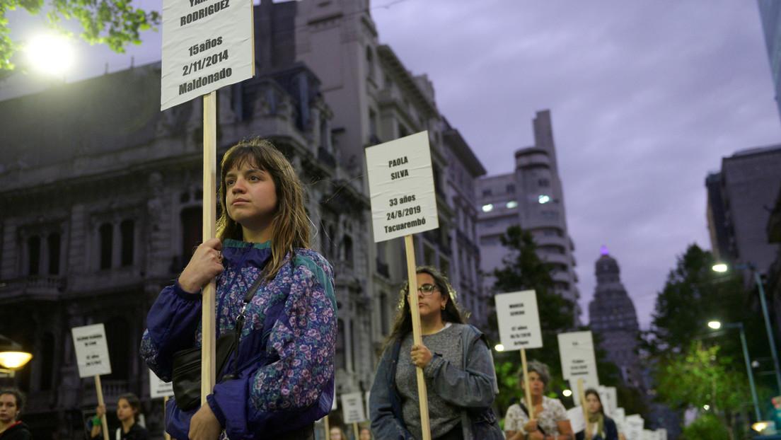 Uruguay declara el estado de emergencia por violencia de género