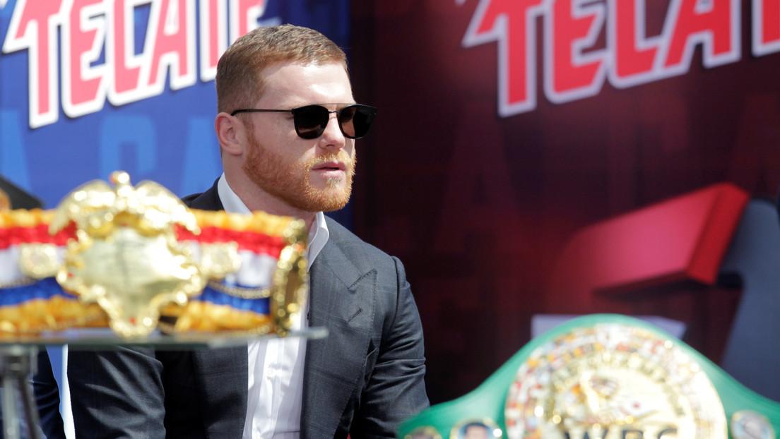 La Asociación Mundial de Boxeo reconoce al mexicano 'Canelo' como el mejor luchador del 2019