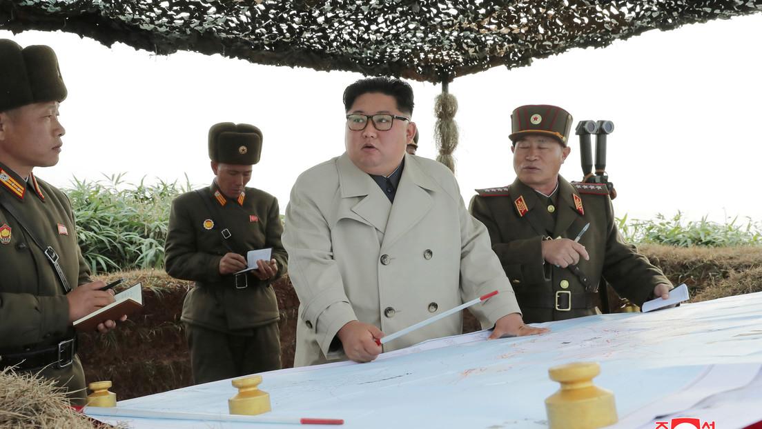 """Kim Jong-un promete mostrar una nueva arma estratégica y realizar """"una acción real impactante"""""""