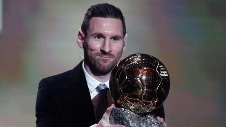 Los mejores memes de la entrega del Balón de Oro 2019 a Lionel Messi (no a Cristiano Ronaldo)