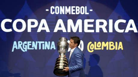Calendario de partidos de la fase de grupos de la Copa América 2020, que por primera vez en su historia tendrá dos sedes