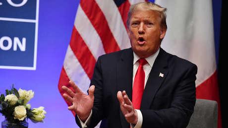 """Trump desafía a los demócratas: """"Si me van a destituir, háganlo rápido"""""""