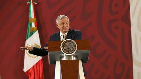 """López Obrador a EE.UU.: """"Es el momento de aprobar el T-MEC, antes del proceso electoral"""""""