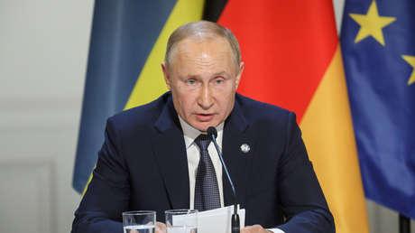 Putin: La decisión de la AMA contradice la Carta Olímpica y hay muchas razones para presentar una apelación