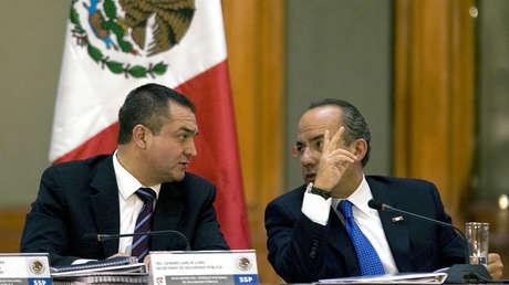 Arrestan en EE.UU. a García Luna, exsecretario de Seguridad de Felipe Calderón, por vínculos con el Cártel de Sinaloa