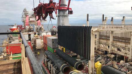 Berlín sobre las sanciones contra el gasoducto Nord Stream 2: La política energética europea se decide en Europa, no en EE.UU.