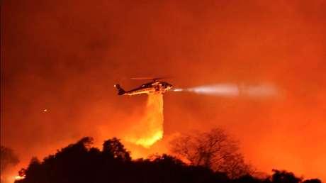 'La Tierra en llamas': todos los incendios forestales que azotaron el planeta en el 2019, recogidos en un solo video