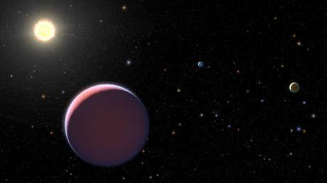 """Resuelven el misterio de planetas """"súper hinchados"""" y con textura de algodón de azúcar"""