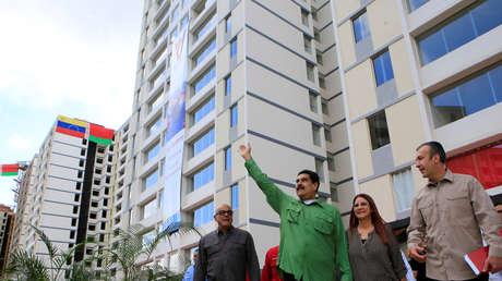 Gobierno de Venezuela llega a la meta de 3 millones de viviendas entregadas