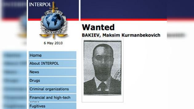 El hijo del depuesto presidente kirguiso, buscado por Interpol