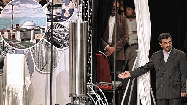 Irán no reducirá la producción de uranio enriquecido