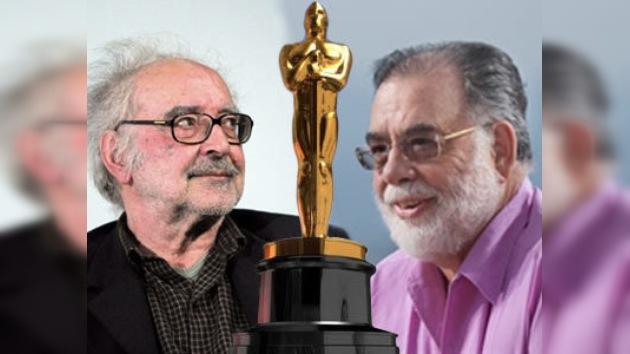 Coppola y Godard recibirán el Óscar honorífico