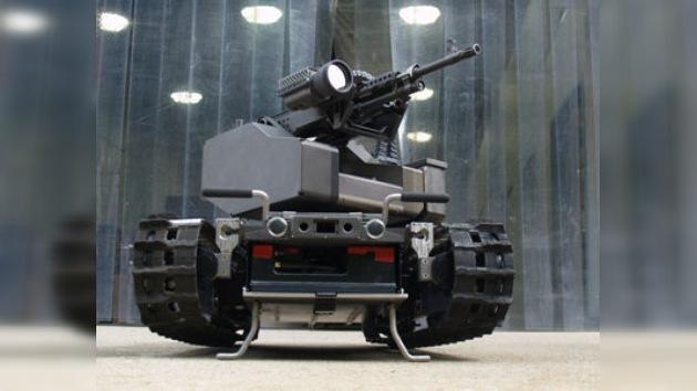 Los robots, el futuro cercano de la guerra