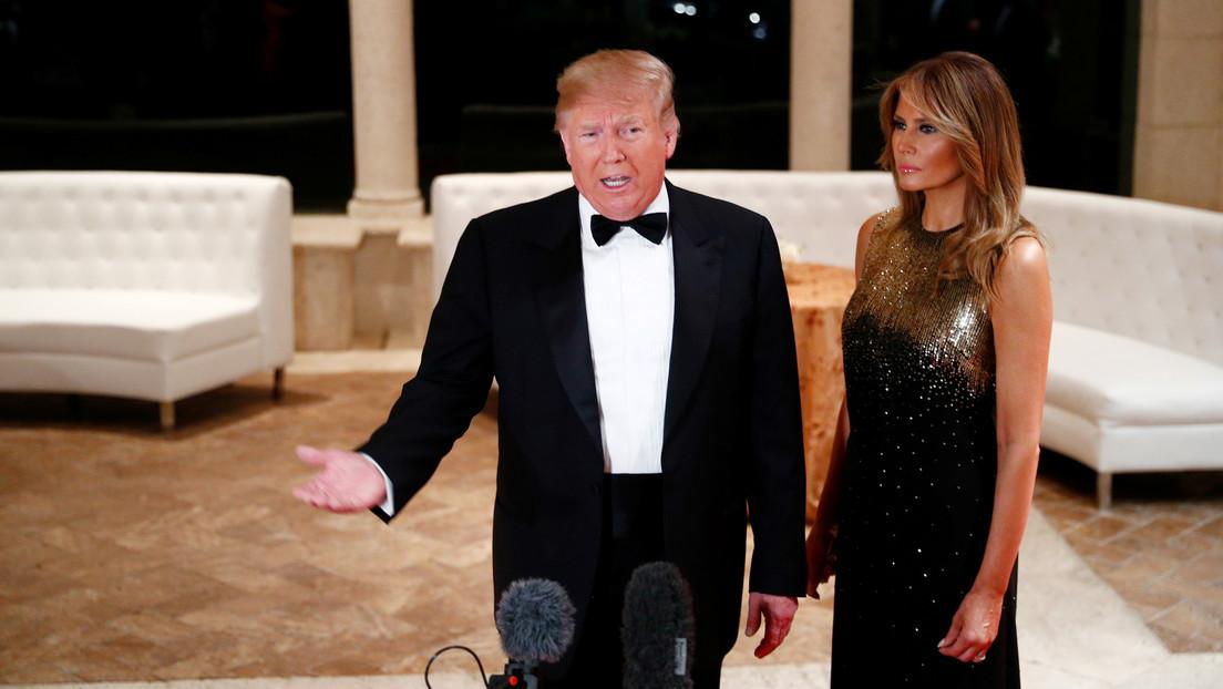 Tras amenazar a Irán, Trump dice que le gusta la paz y no quiere una guerra con Teherán