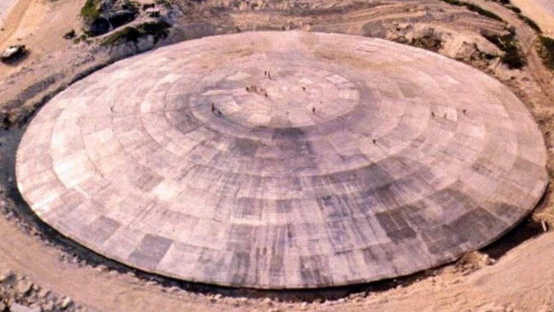 La cúpula que esconde toneladas de desechos radioactivos en medio del Pacífico podría ser el objeto de investigación en EE.UU.