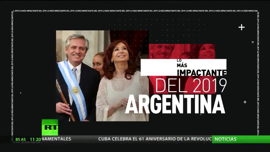 La situación política en Argentina en el 2019 y sus consecuencias para la nación