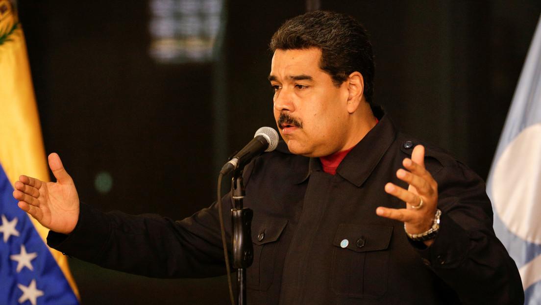 """Maduro asegura que está """"listo para el diálogo"""" con EE.UU."""