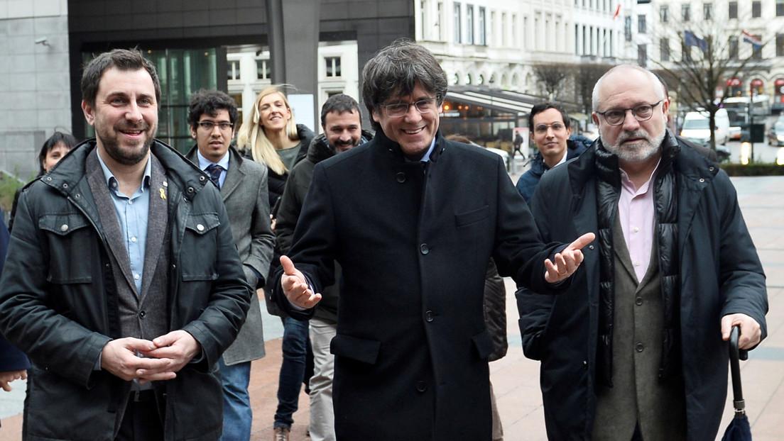 La Justicia belga suspende la 'euroorden' contra Puigdemont debido a su inmunidad parlamentaria